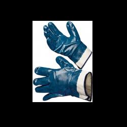 Перчатки с нитриловым...